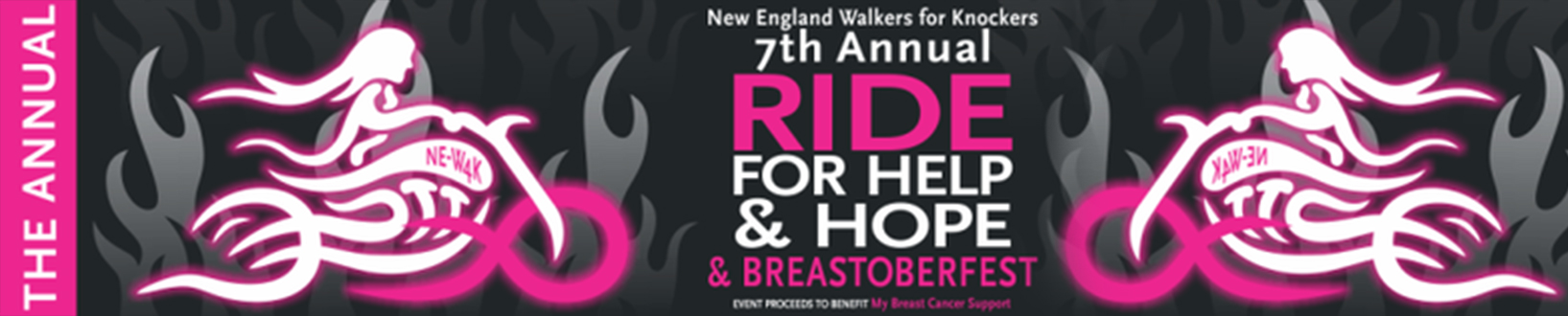 Ride for Help and Hope